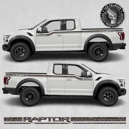 Picture of F-150 Side Stripes