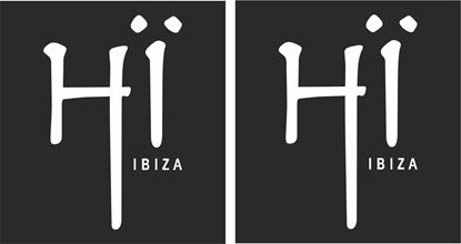 Picture of Hi Ibiza Decals / Stickers