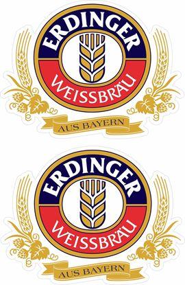 Picture of Erdinger Decals / Stickers