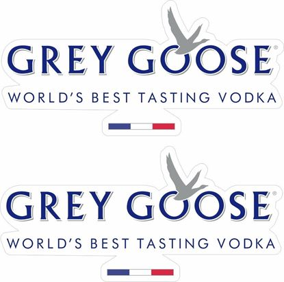 Picture of Grey Goose Decals / Stickers