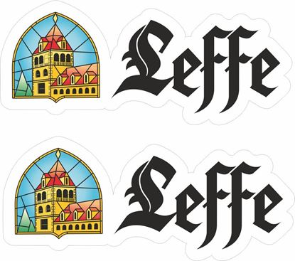 Picture of Leffe Decals / Stickers