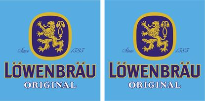 Picture of Lowenbrau Decals / Stickers