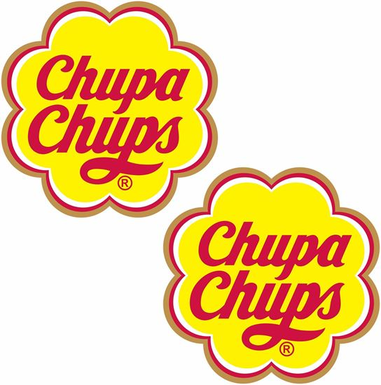 Picture of Chupa Chups Decals / Stickers