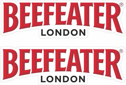 Picture of Beefeater London Decals / Stickers