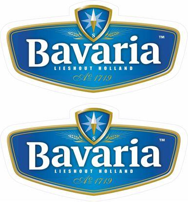 Picture of Baveria Beer Decals / Stickers