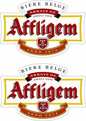 Picture of Affligem Biere Decals / Stickers