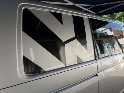 Picture of VW  T5 / T6  side panel - ONE SIDE ONLY - Decal