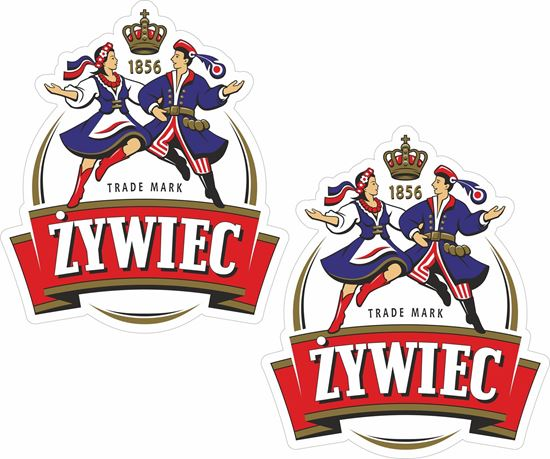 Picture of Zywiec Decals / Stickers