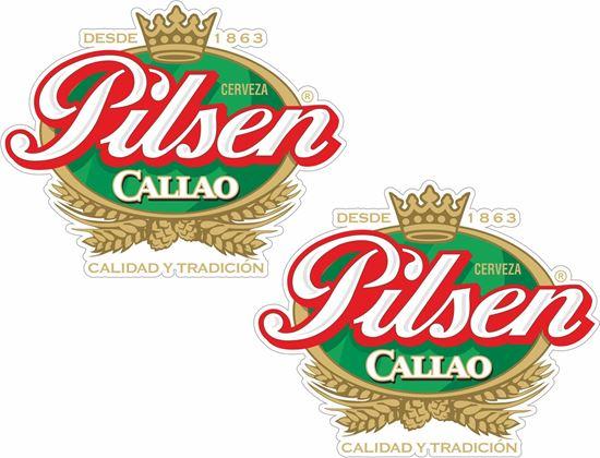Picture of Pilsen Callao Decals / Stickers