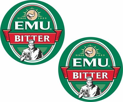 Picture of EMU Bitter Decals / Stickers