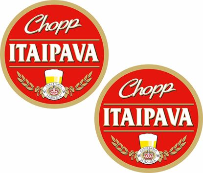Picture of Chopp Itaipava Decals / Stickers