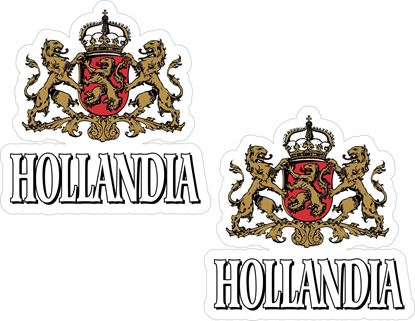 Picture of Hollandia Decals / Stickers