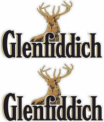 Picture of Glenfiddich Decals / Stickers