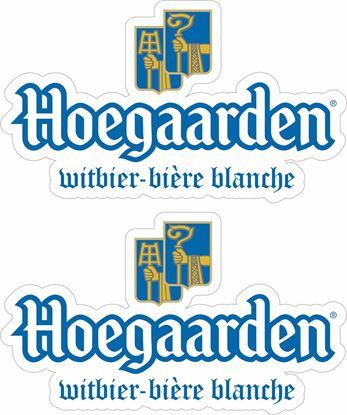 Picture of Hoegaarden Decals / Stickers