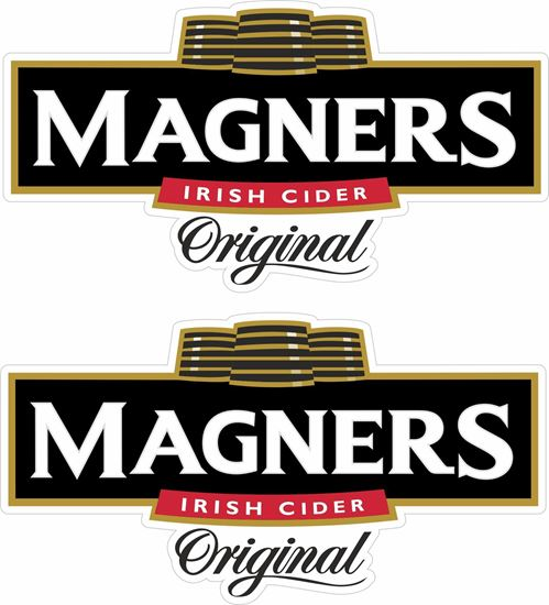 Picture of Magners Decals / Stickers