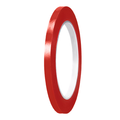 Picture of Cardinal Red Gloss PVC Stripe (6mm x 35meters)