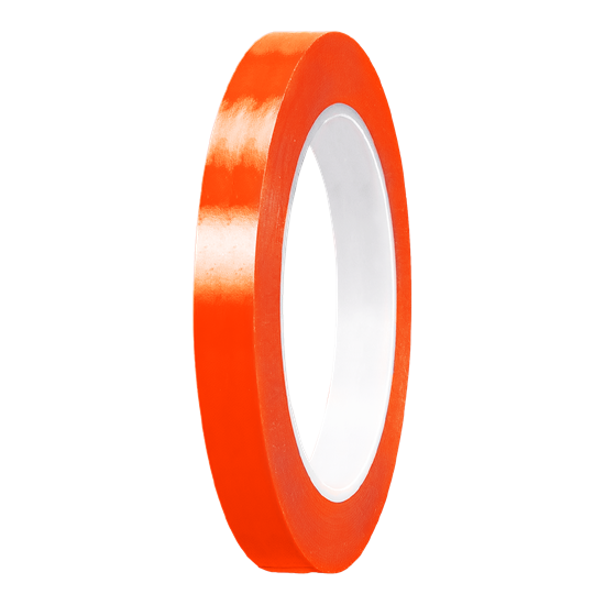 Picture of Orange Gloss PVC Stripe (10mm x 35meters)