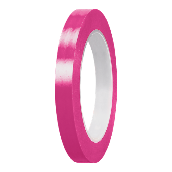 Picture of Hot Pink Gloss PVC Stripe (10mm x 35meters)