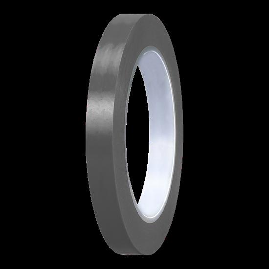 Picture of Dark Grey Gloss PVC Stripe (10mm x 35meters)