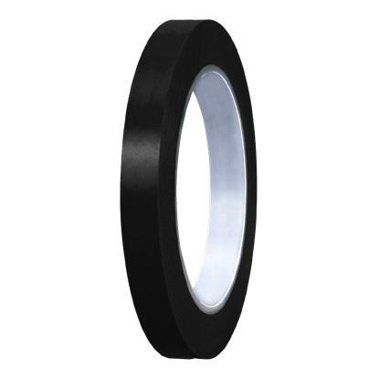 Picture of Black Matte PVC Stripe (10mm x 35meters)