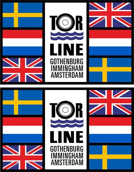 Picture of Tor Line Decals / Stickers