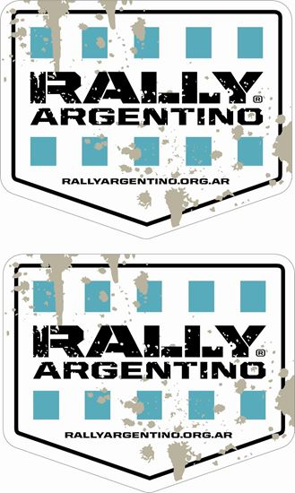 Picture of Rally Argentino Decals / Stickers