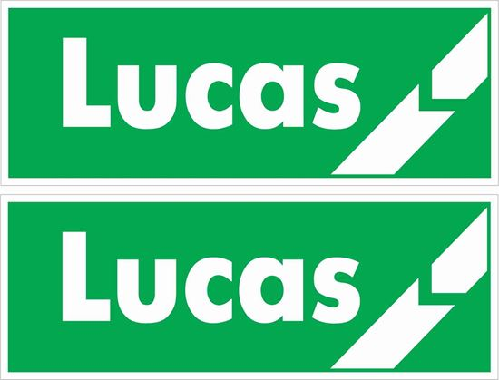 Picture of Lucas Decals / Stickers