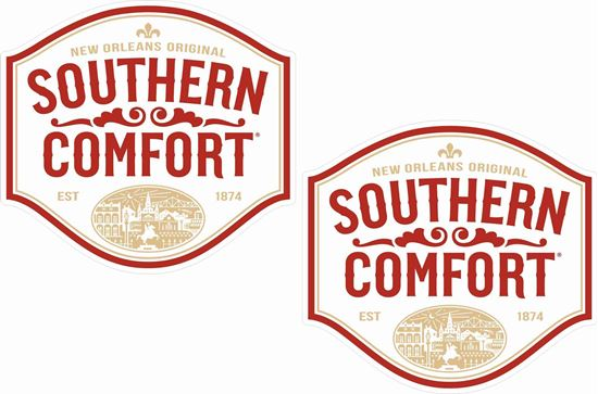 Picture of Southern Comfort Decals / Stickers