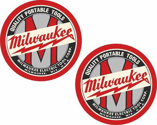 Picture of Milwaukee Decals / Stickers