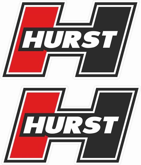 Picture of Hurst Decals / Stickers