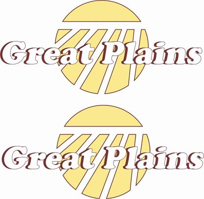 Picture of Great Plains Decals / Stickers