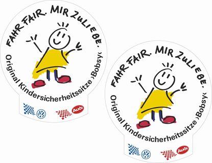 Picture of Fahr Fair Decals / Stickers