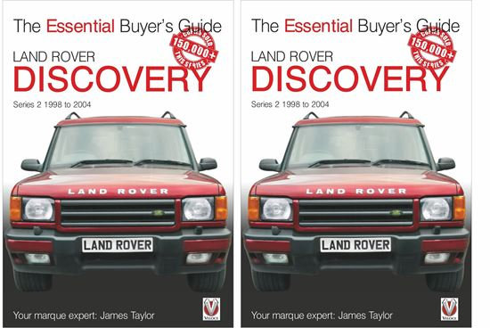 Picture of Land Discovery Essential Buyer's Guide Decals / Stickers