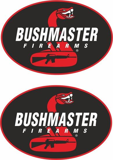 Picture of Bushmaster Firearms Decals / Stickers