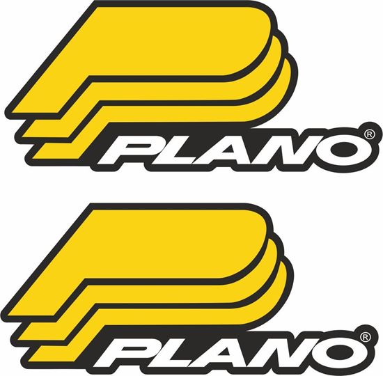 Picture of Plano Decals / Stickers