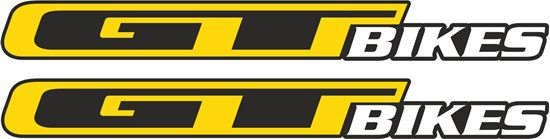 Picture of GT Bikes Decals / Stickers