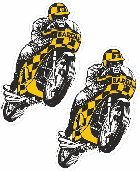 Picture of Bardahl Decals / Stickers