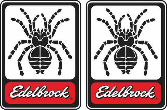 Picture of Edelbrock Decals / Stickers