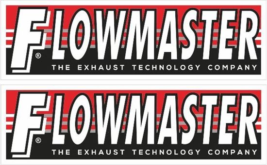 Picture of Flowmaster Decals / Stickers