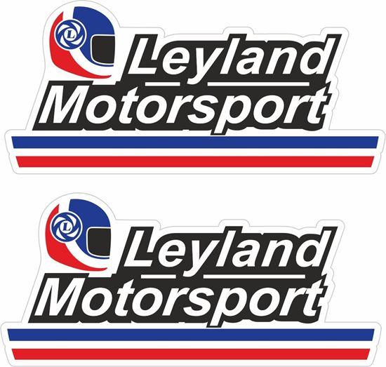 Picture of Leyland Motorsport Decals / Stickers