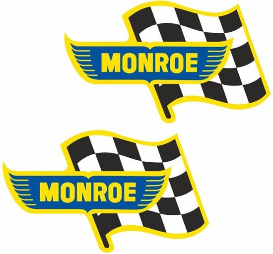 Picture of Monroe Decals / Stickers