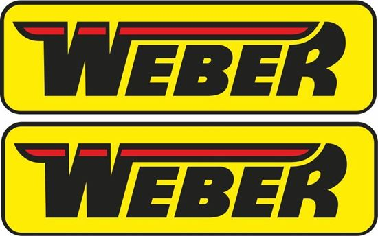Picture of Weber Decals / Stickers