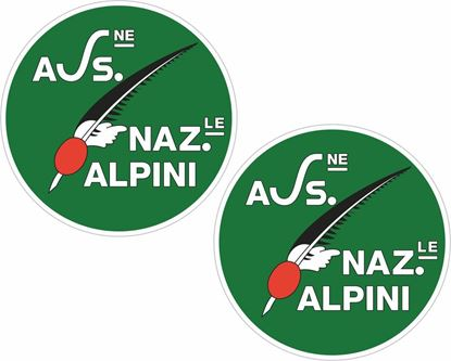 Picture of Associazione Nazionale Alpini Decals / Stickers