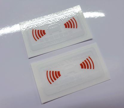 Picture of Subaru Alarm replacement Glass Decals / Stickers