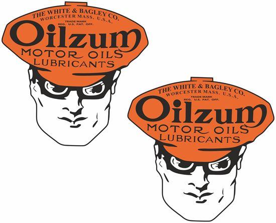 Picture of Oilzum Decals / Sticker