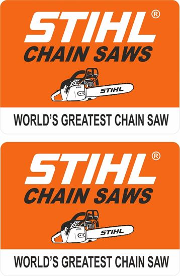 Picture of Stihl Decals / Stickers