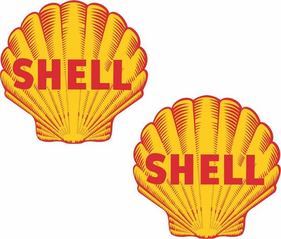 Picture of Shell Decals / Sticker