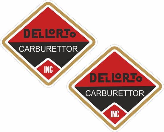 Picture of Dellorto Decals / Stickers