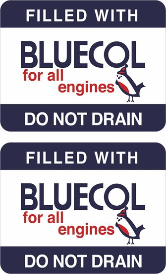 Picture of Bluecol Decals / Stickers