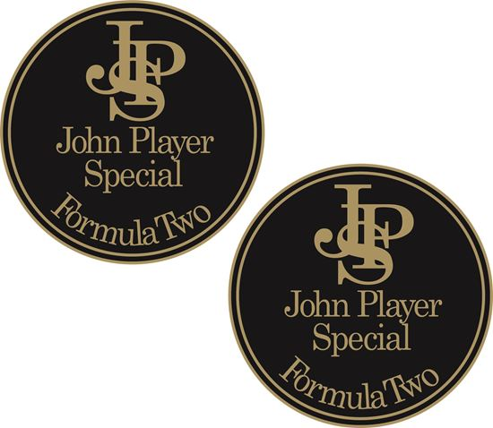 Picture of JPS Formula Two Decals / Stickers